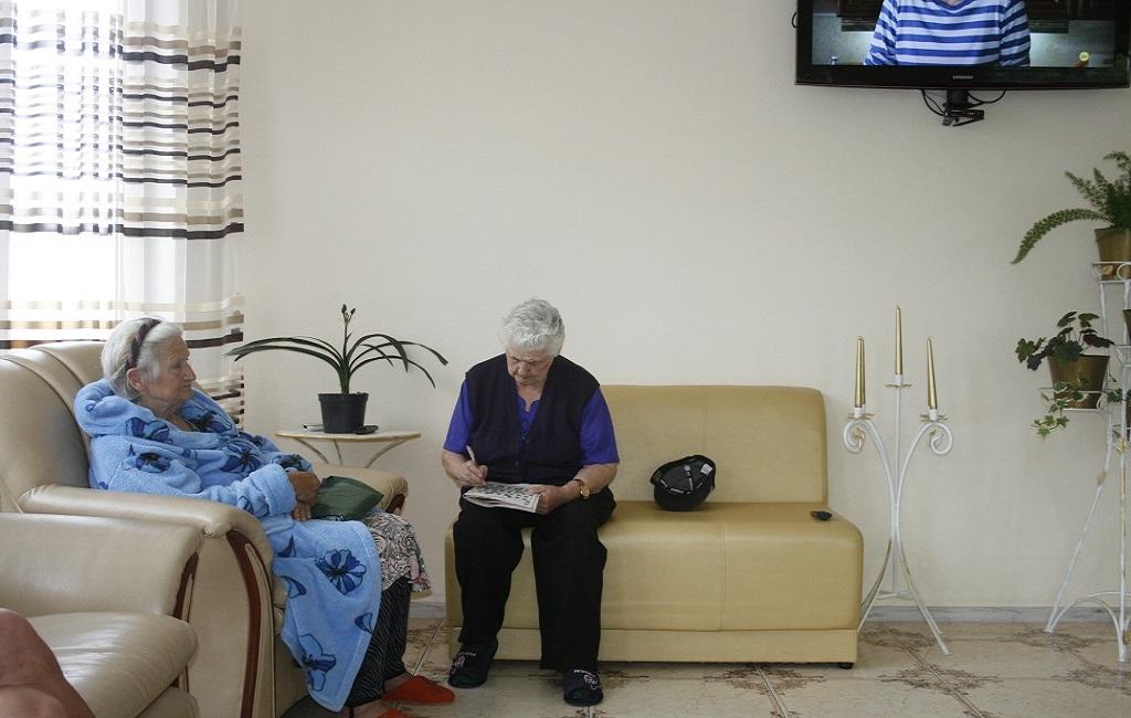 """Дом престарелых в Одессе """"Символ Заботы"""""""