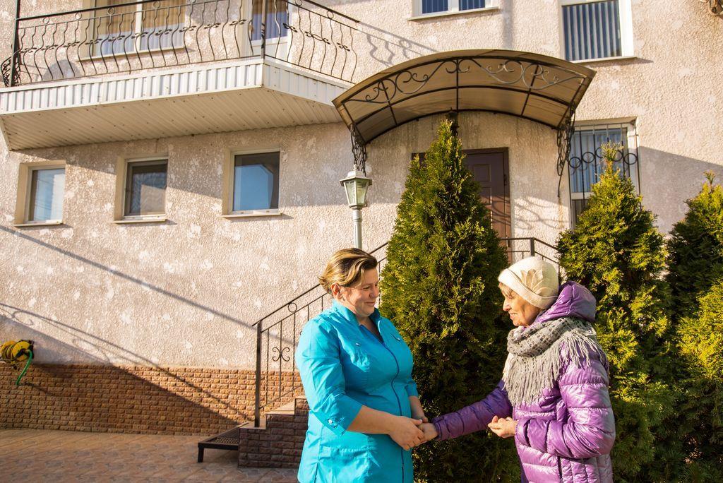 дома престарелых в клайпеде