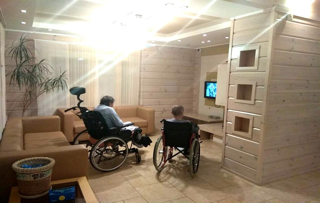 Дом престарелых в Киеве РенаМед