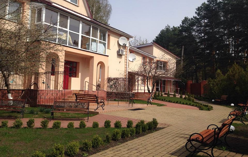 Дом престарелых в Киеве Гута Грин