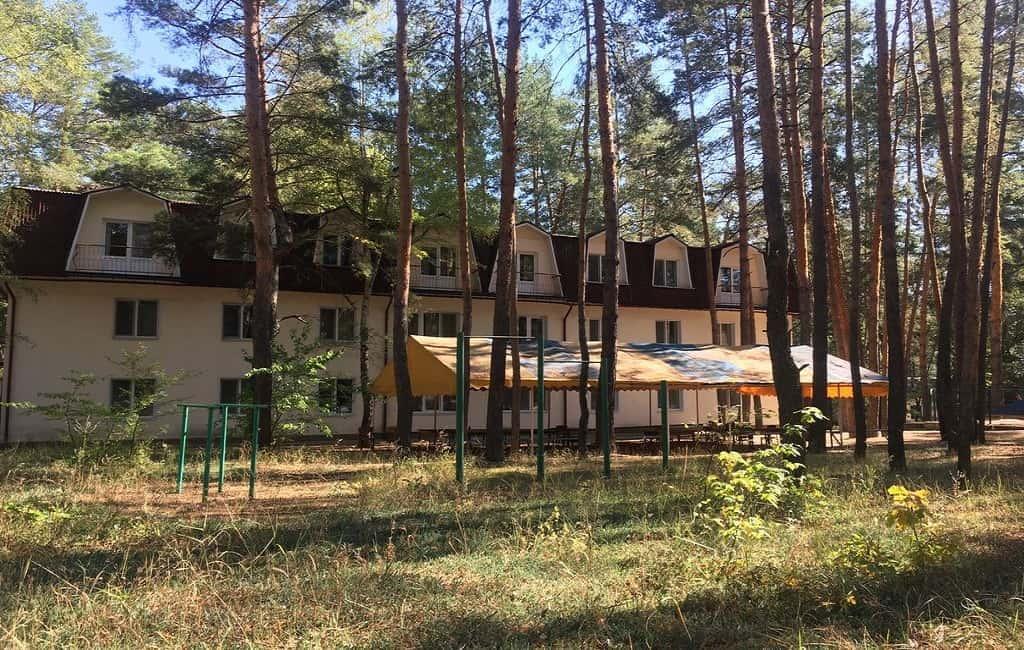"""Дом престарелых в Донецке """"Забота"""""""